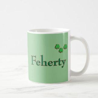 Feherty Family Basic Mug