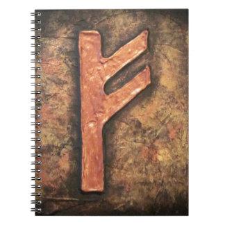 FEHU / Fé Notebook