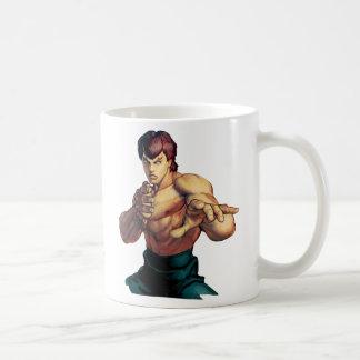 Fei Long Hands Raised Mugs