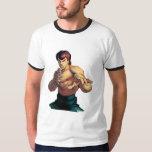 Fei Long Hands Raised T-Shirt