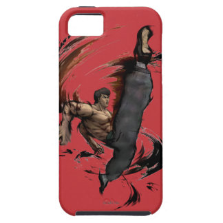 Fei Long High Kick iPhone SE/5/5s Case