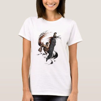 Fei Long High Kick T-Shirt