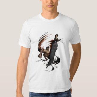 Fei Long High Kick T Shirt