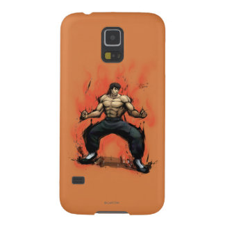 Fei Long Stance Galaxy S5 Cover