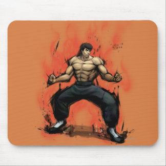 Fei Long Stance Mouse Pad