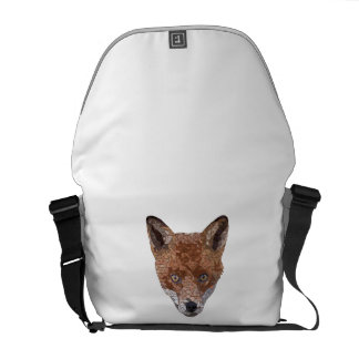 Feilx the Fox Messenger Bag