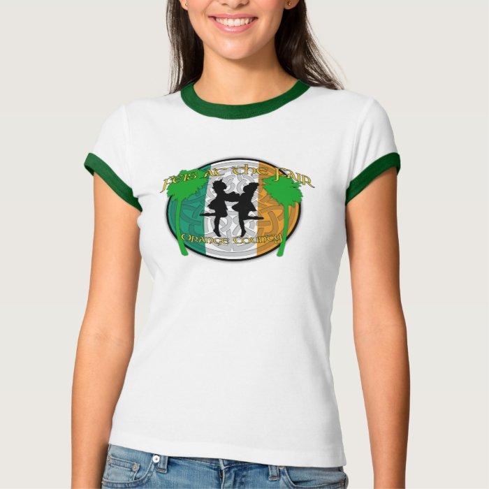 Feis at the Fair Women's Ringer T-Shirt