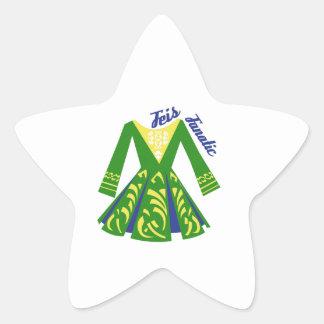 Feis Fanatic Sticker