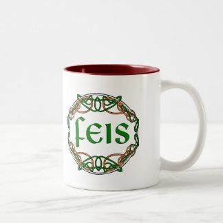 FEIS - Festival  - Dance Meet !! Two-Tone Coffee Mug