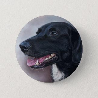 Feist Labrador Button