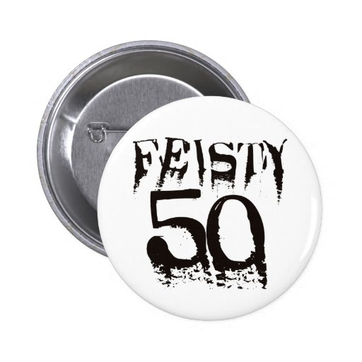 Feisty 50 pins