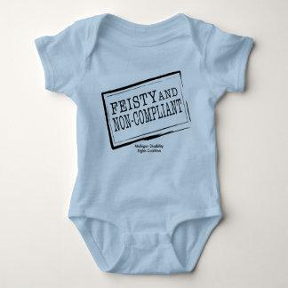 Feisty Baby Bodysuit