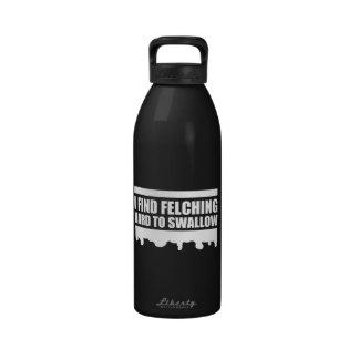 Felching Reusable Water Bottles