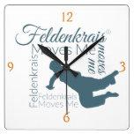 Feldenkrais® Moves Me: Rolling with Clocks
