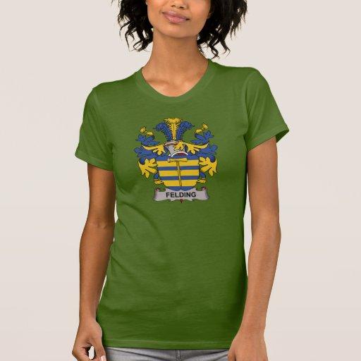 Felding Family Crest Tee Shirts