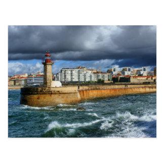 Felgueiras lighthouse... postcard