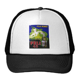 FELI 45 ABSINTHE TRUCKER HAT