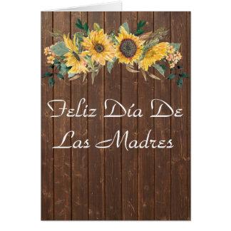 Feli Día De Las Madres Mother's Day Card Spanish