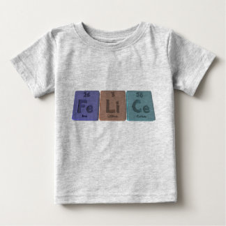 Felice as Iron Lithium Cerium Tshirt