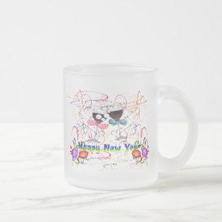 Felices Año Nuevo 1 Tazas De Café