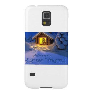 ¡Felices Año Nuevo de Eve! Carcasa De Galaxy S5