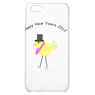 Felices Año Nuevo de polluelo 2012 con estilo