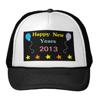 Felices Año Nuevo Gorros
