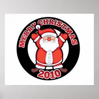 Felices Navidad 2010 Póster