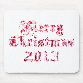 Felices Navidad 2013 Tapete De Ratones
