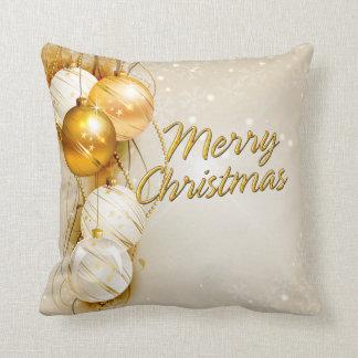Felices Navidad 23 opciones de las almohadas