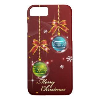 Felices Navidad 42 Funda iPhone 7