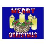 Felices Navidad 4 Anuncios Personalizados