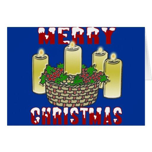 Felices Navidad 4 Felicitacion