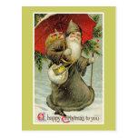 Felices Navidad a usted Tarjetas Postales