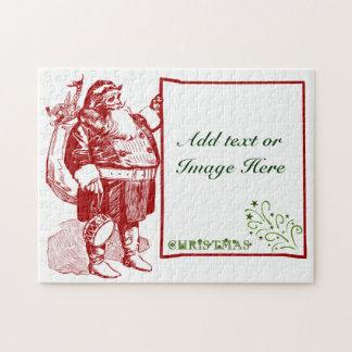Felices Navidad adaptables Puzzle