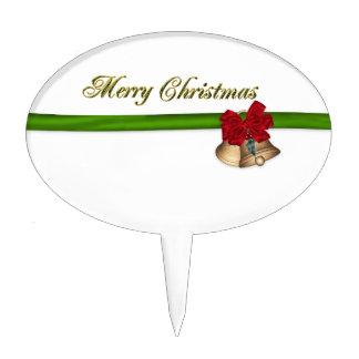 Felices Navidad Decoraciones De Tartas