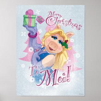 Felices Navidad al Moi Poster