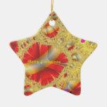 Felices Navidad, alegría a todo el ornamento Ornamentos De Reyes