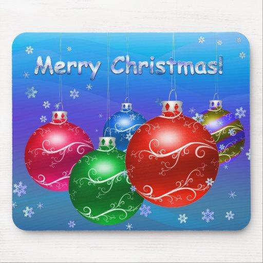 ¡Felices Navidad! Alfombrilla De Raton