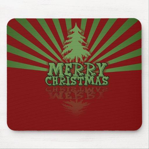 Felices Navidad Alfombrillas De Ratones