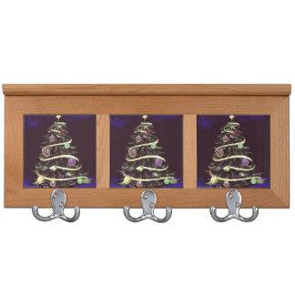 Felices Navidad, árbol