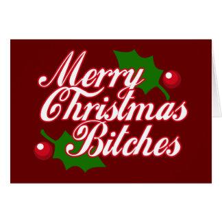 Felices Navidad B Tarjetas