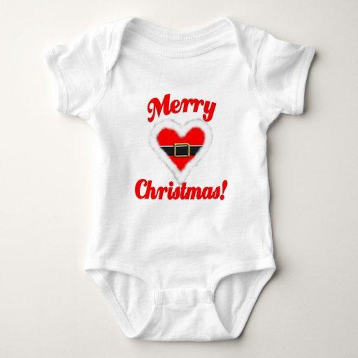 Felices Navidad Body Para Bebé