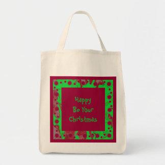 Felices Navidad Bolsas