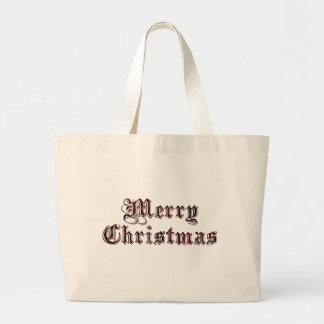 Felices Navidad Bolsas De Mano