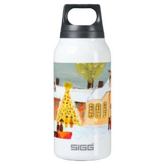 Felices Navidad Botella Isotérmica De Agua