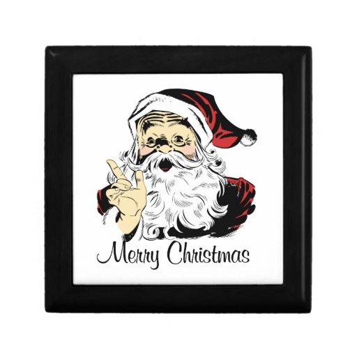 Felices Navidad Cajas De Joyas