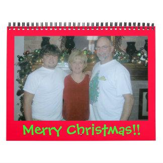 ¡Felices Navidad!! Calendarios