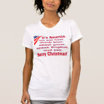Felices Navidad Camisetas