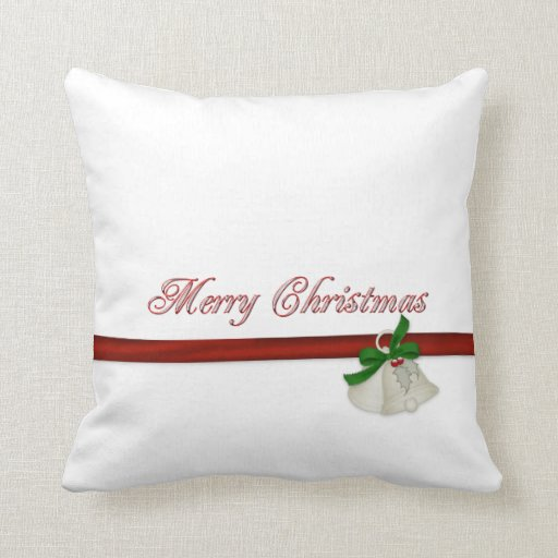Felices Navidad Cojin